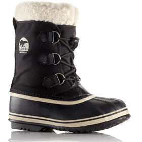 Sorel Yoot Pac Nylon Boots Youth Black